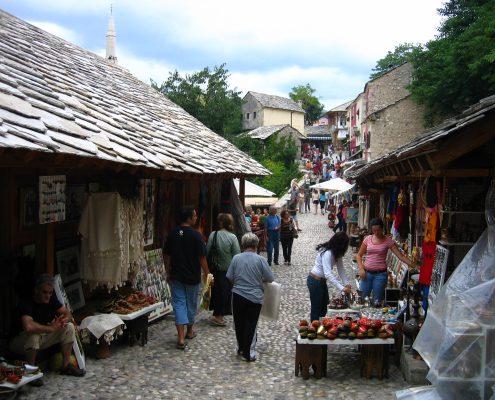 Taxi Excursion Mostar