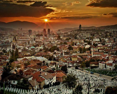 Taxi Excursion Sarajevo