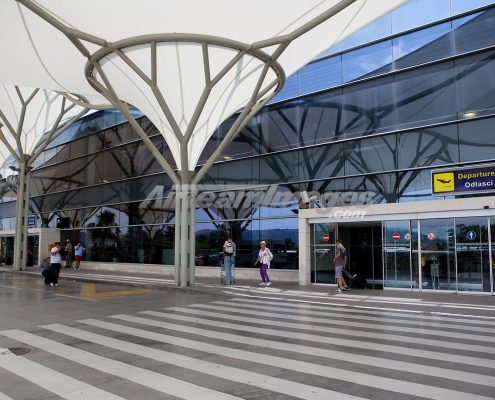 Taxi Split Airport