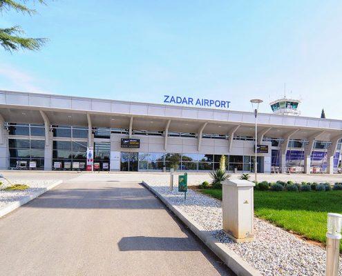 Taxi Zadar Airport