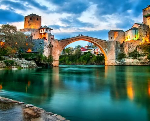 Taxi Excursion Mostar
